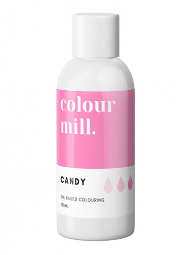 Colour Mill - Oil Based Colour - CANDY 100ml