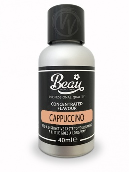 Cappuccino Concentrated Flavouring 40ml