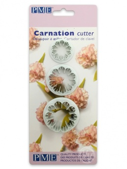 Carnation Cutter (set of 3)