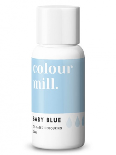 Colour Mill - Oil Based Colour - BABY BLUE 20ml