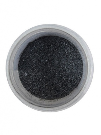 Colour Splash Pearl Dust - Black
