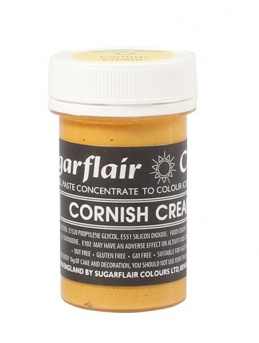 Sugarflair Pastel Paste - Cornish Cream
