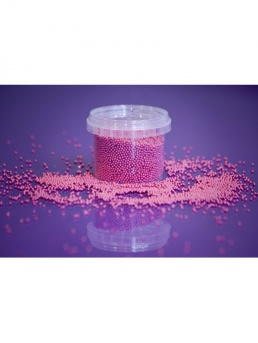 Lipstick Pink - Non Pareils Edible Decorations - 100g