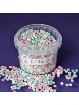 Shimmer Candy Frost Mix - Edible Confetti - 70g