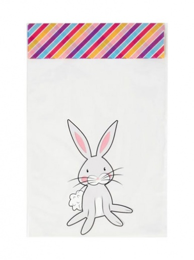 Wilton Mini Treat Bags - Pack of 20 - Easter Bunny