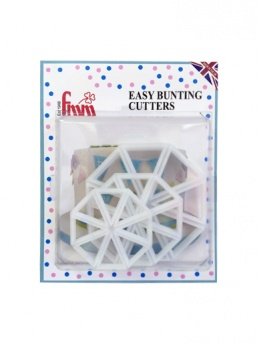 FMM Easy Bunting Cutters