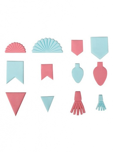 FMM Cutter - Decorative Bunting
