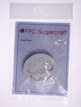 Dog Rose Silicone Mould