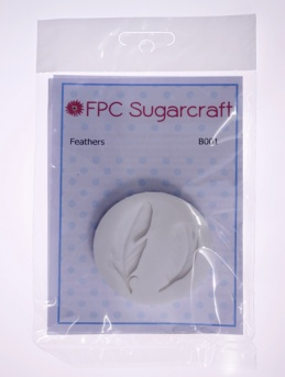 Feathers Silicone Mould