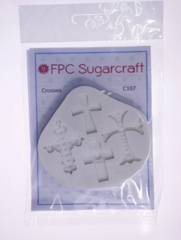 Crosses Silicone Mould