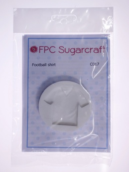 Football Shirt Silicone Mould