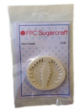 Fern Fronds Silicone Mould