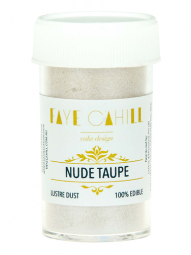 Faye Cahill Lustre - 22ml - NUDE TAUPE