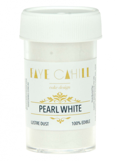 Faye Cahill Lustre - 22ml - PEARL WHITE