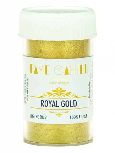 Faye Cahill Lustre - ROYAL GOLD
