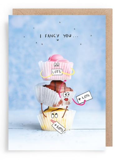 French Fancy - Valentines Card