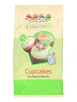 FunCakes Mix for GLUTEN FREE Cupcakes, 500g