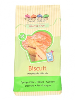FunCakes Mix for GLUTEN FREE Sponge Cake, 500g