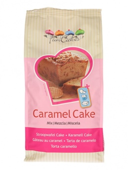 FunCakes Mix for Caramel Cake, 1KG