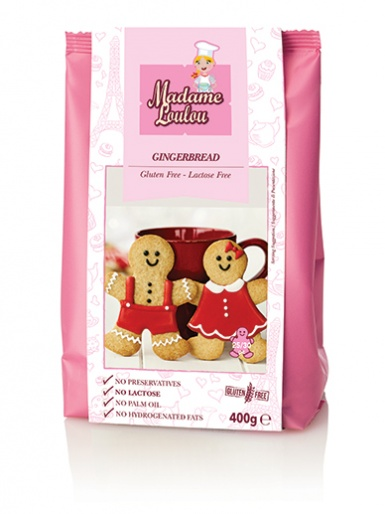 Madame Loulou - Gingerbread mix - 400g