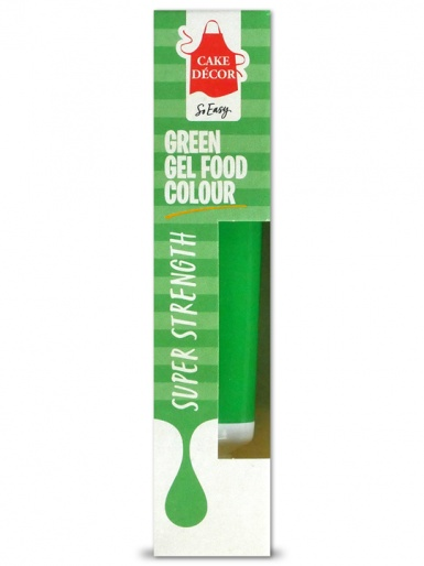 Cake Decor - Food Gel Colour 19g - GREEN