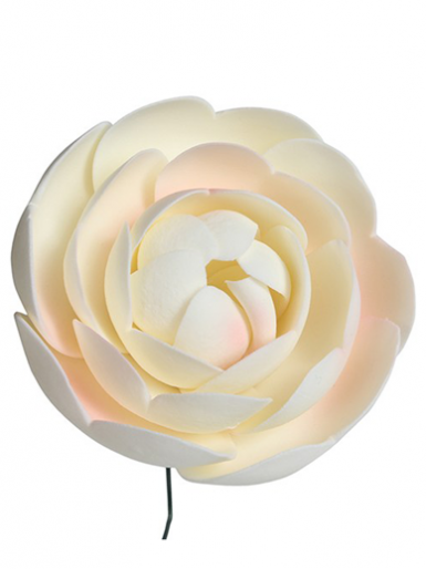 Gumpaste - 20 x Ranunculus Flowers - Large 55mm