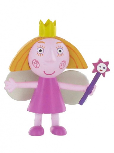 Holly from Ben and Holly's Little Kingdom Cake Topper Figure
