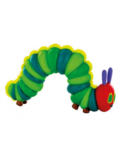 The Very Hungry Caterpillar Cake Topper / Figurine