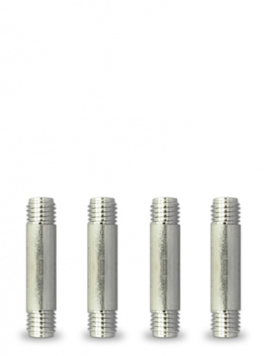 Innovative Sugarworks - Sugar Structure Expansion Part - Pack of 4 - 2'' Rod