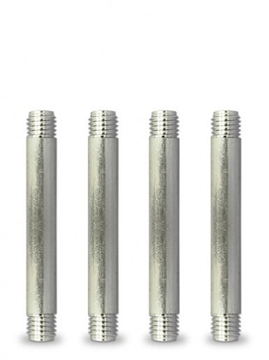 Innovative Sugarworks - Sugar Structure Expansion Part - Pack of 4 - 4'' Rod