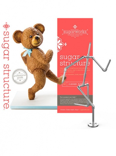 Innovative Sugarworks -Sugar Structure Kit - 2 Legged: Running