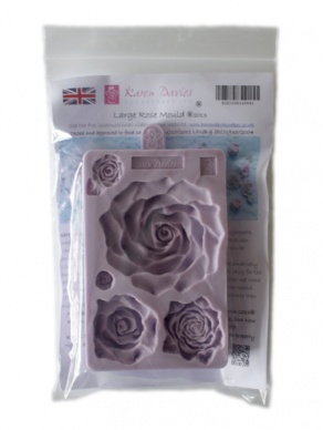 Large Rose - Karen Davies Mould