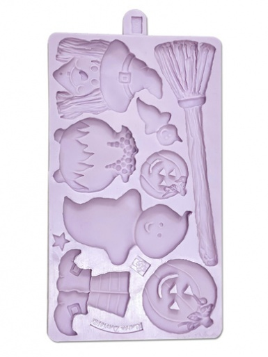 Halloween Cookie Mould - Karen Davies