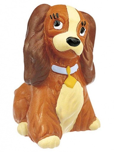 Lady from ''Lady and the Tramp'' - Cake Topper / Figurine