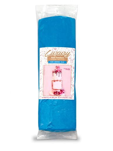 Madame Loulou Luxury Fondant 1kg Blue
