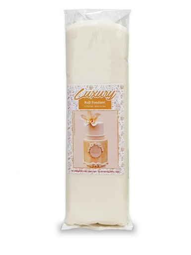 Madame Loulou Luxury Fondant 1kg White