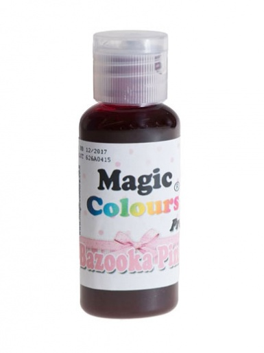 Magic Colours Pro Colouring Gel - Bazooka Pink