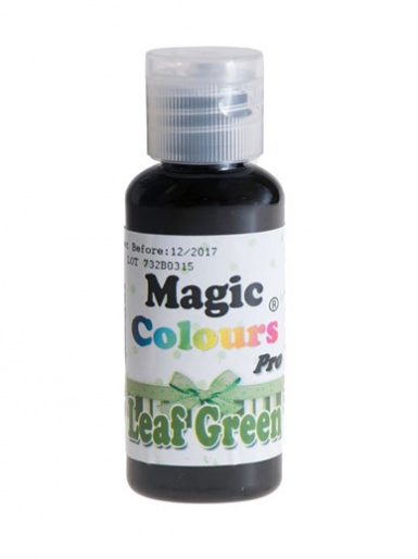 Magic Colours Pro Colouring Gel - Leaf Green