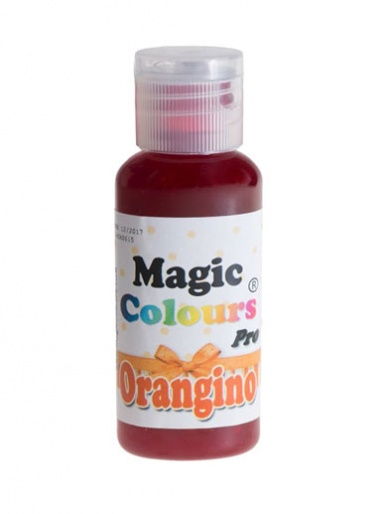 Magic Colours Pro Colouring Gel - Orangino