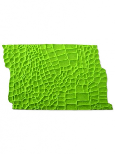 Alligator Impression Mat - Marvelous Molds
