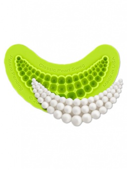 Classic Pearl Swag Silicone Mould - Marvelous Molds