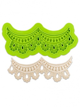 Mandy Earlene Enhanced Lace Mould - Marvelous Molds