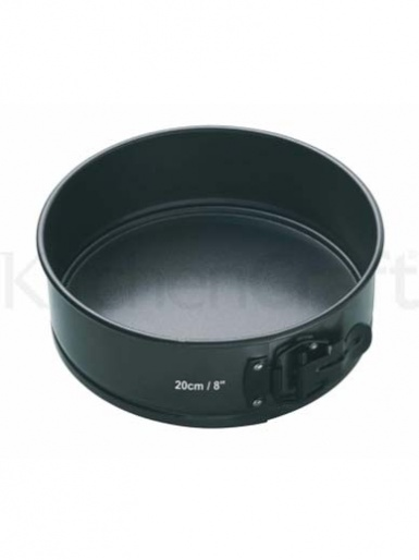 Master Class Non-Stick Spring Form Loose Base Cake Pan Round 20cm (8'')