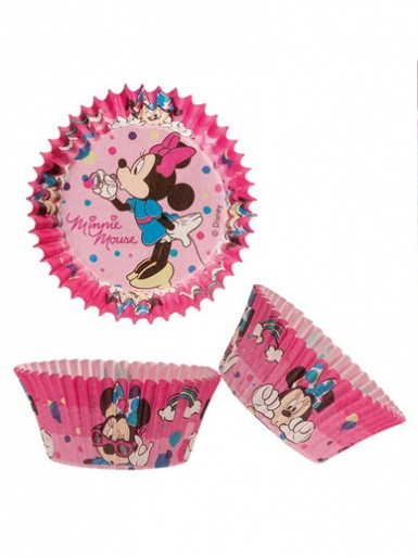 Disney's Minnie Mouse Cupcake Cases - Pack of 50