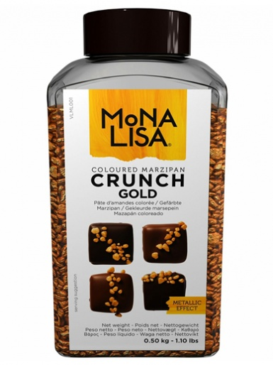 Mona Lisa - Almond & Sugar Crunch - GOLD 500g 1.10 lbs