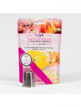 Nifty Nozzle Luxury Piping Nozzle - 10 Petal ROSE