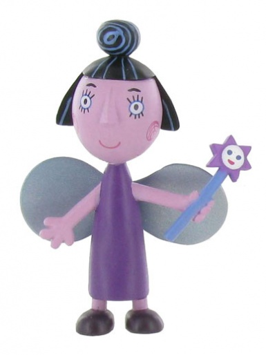 Nanny Plum from Ben and Holly's Little Kingdom Cake Topper Figure