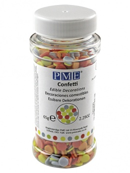 Confetti Edible Decorations 65g