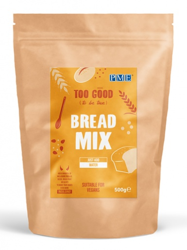 Too Good (To Be True!) White Bread Mix 500g
