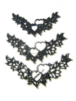 Heart Garland Set